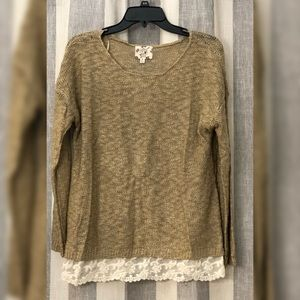 Hippie Rose Flowy sweater